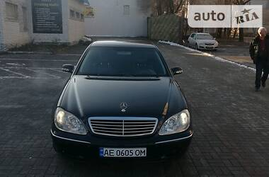 Mercedes-Benz S 430 1999 в Днепре