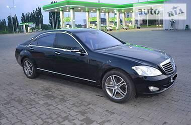 Mercedes-Benz S 450 2006 в Луцке