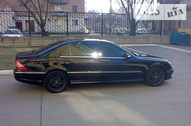 Mercedes-Benz S 500 2003 в Харькове