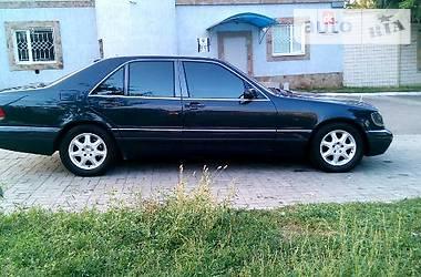 Mercedes-Benz S 500 1997 в Херсоне