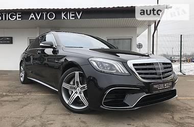 Mercedes-Benz S 500 2018 в Киеве