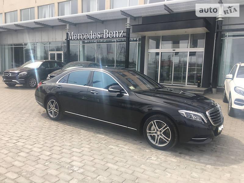 Mercedes-Benz S 500 2014 в Харькове