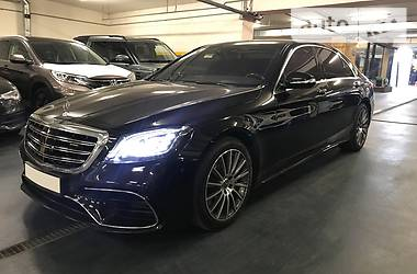 Mercedes-Benz S 500 4 Matic Restyling