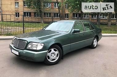 Mercedes-Benz S 500 1993 в Киеве
