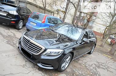 Mercedes-Benz S 500 2014 в Одессе