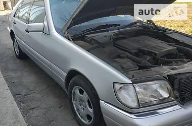 Mercedes-Benz S 500 1997 в Кропивницком