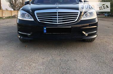 Mercedes-Benz S 500 2011 в Херсоне