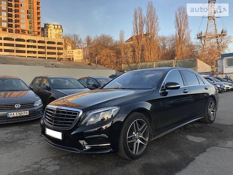 Mercedes-Benz S 500 2014 в Киеве
