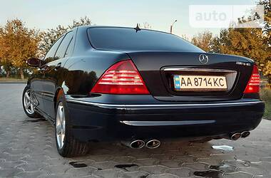 Mercedes-Benz S 500 2005 в Новой Каховке