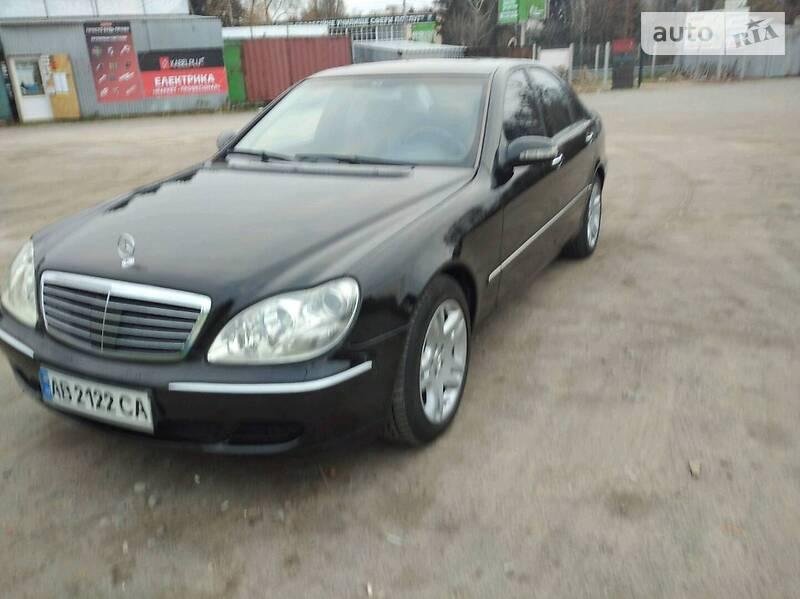 Mercedes-Benz S 500 2003 в Виннице