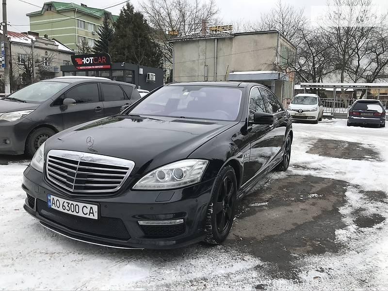 Mercedes-Benz S 500 L