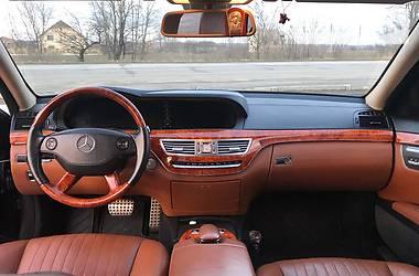 Mercedes-Benz S 55  2007