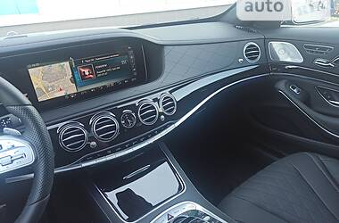 Седан Mercedes-Benz S 560 2020 в Киеве