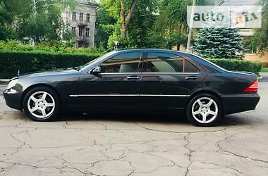 Mercedes-Benz S 600 2003 в Днепре