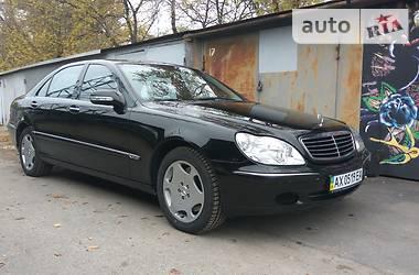 Mercedes-Benz S 600 2001 в Харькове