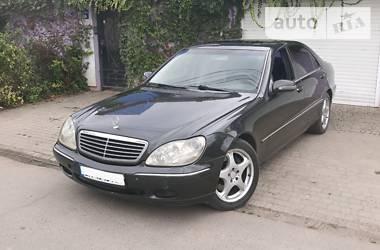 Mercedes-Benz S 600 2000 в Одессе