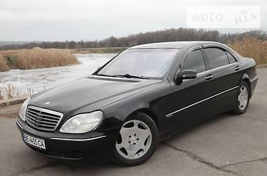 Mercedes-Benz S 600 2000 в Вознесенске
