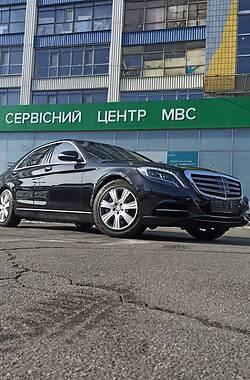 Mercedes-Benz S 600 2015 в Киеве