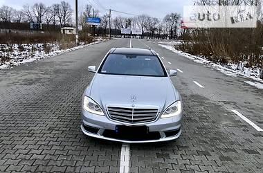 Mercedes-Benz S 63 AMG 2008 в Черновцах