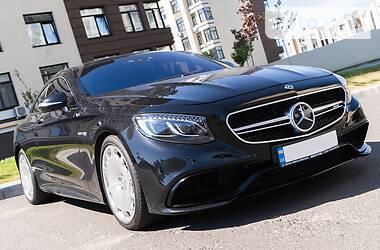 Mercedes-Benz S 63 AMG 2015 в Киеве