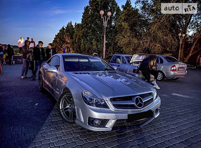Mercedes-Benz SL 350 AMG