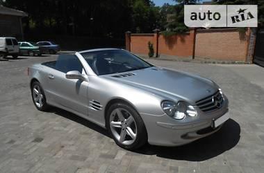 Mercedes-Benz SL 500 (550) 2003 в Львове