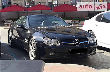 Mercedes-Benz SL 500 (550) 2003 в Одессе