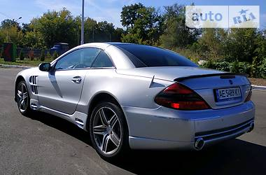 Mercedes-Benz SL 500 (550) 2003 в Сумах