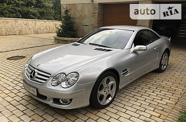 Mercedes-Benz SL 500 (550) 2006 в Киеве