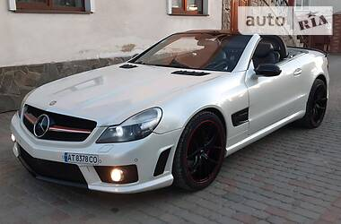 Mercedes-Benz SL 500 2003 в Ивано-Франковске