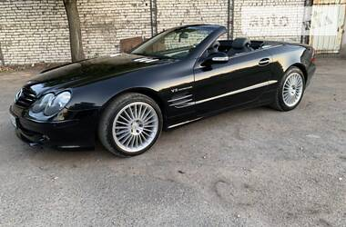 Mercedes-Benz SL 500 2003 в Одессе