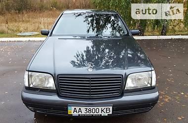 Седан Mercedes-Benz SL 500 1996 в Киеве