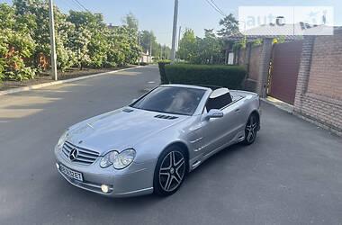 Кабриолет Mercedes-Benz SL 500 2002 в Харькове