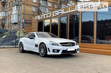 Mercedes-Benz SL 600 2003 в Киеве