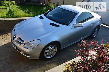 Mercedes-Benz SLK 200 2008 в Славутиче