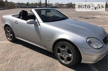 Mercedes-Benz SLK 200 2000
