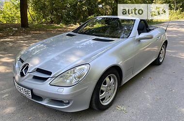 Кабриолет Mercedes-Benz SLK 200 2004 в Полтаве