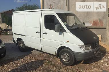 Mercedes-Benz Sprinter 208 груз. 1997