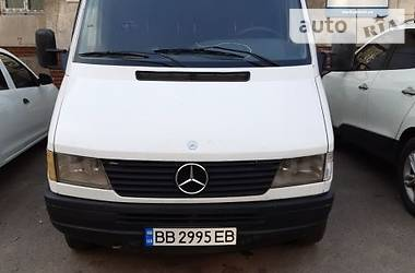 Mercedes-Benz Sprinter 208 груз. 1998 в Одесі