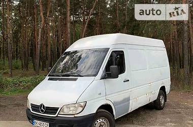 Mercedes-Benz Sprinter 208 груз. 2004 в Киеве