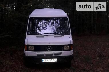 Mercedes-Benz Sprinter 209 груз. 1987 в Хотине