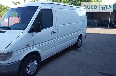 Mercedes-Benz Sprinter 210 груз. 1999 в Днепре