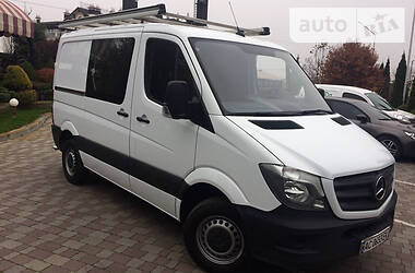 Mercedes-Benz Sprinter 210 груз. 2016 в Ровно