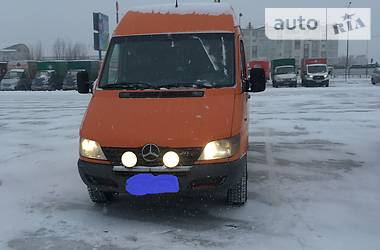 Mercedes-Benz Sprinter 211 груз. 2001 в Києві