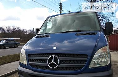 Mercedes-Benz Sprinter 211 груз. 2007 в Умани
