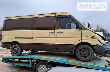 Mercedes-Benz Sprinter 211 груз. 2003 в Львове