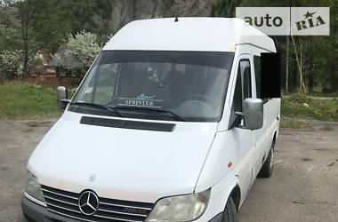 Другой Mercedes-Benz Sprinter 211 пасс. 2000 в Яремче