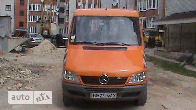 Mercedes-Benz Sprinter 211 пасс. 2004 в Тернополе