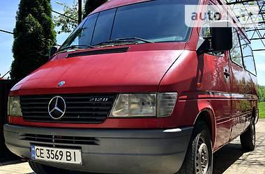 Mercedes-Benz Sprinter 212 пасс. 1999 в Черновцах