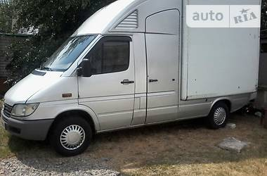 Mercedes-Benz Sprinter 213 груз. 2005 в Днепре
